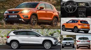 The Motoring World New Next by The Motoring World The Seat Ateca Takes It U0027s First International