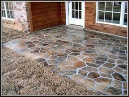 Sted Concrete Patio Designs Best Sted Concrete Patios Ideas