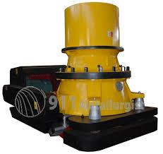 hydrocone cone crusher