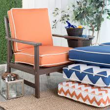 Recovering Patio Chair Cushions by Delightful Patio Cushions 24 X 24 Patio Chair Cushion 20 X 24 Glf