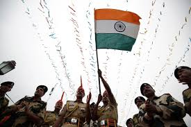 Flag Day Songs India And Pakistan Celebrate Independence Day India Al Jazeera