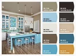 Coastal Kitchens - benny b u0027s painting coastal kitchen color palette
