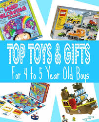best gifts for 4 year boys in 2017 birthday
