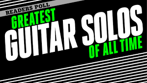 Comfortably Numb Orchestra Greatest Guitar Solos Of All Time Readers Poll Round 2