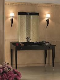bathroom wall lamp superbe collection by versace ceramics gardenia