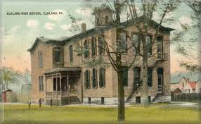 Frieda And Henry J Neils House Elkland Tioga County Pennsylvania Alumni Of Elkland High