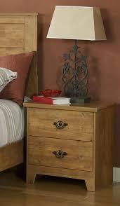 dakota heritage 2 drawer nightstand at menards