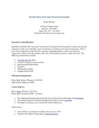 Resume Examples Skills List by Sales Associate Resume Skills List Free Resume Example And
