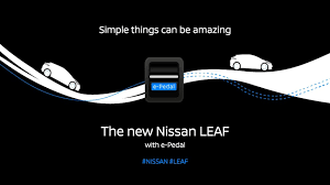 nissan leaf key not detected 2018 nissan leaf u0027s e pedal to enable one pedal driving the drive