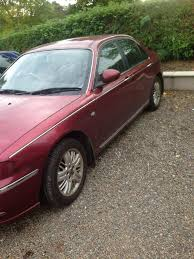 rover 75 2 0 manual in cookstown county tyrone gumtree
