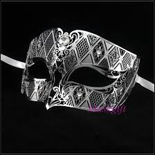 men masquerade masks free shipping silver men wedding metal masks 48pcs lot venetian