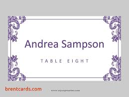 wedding place cards template table name template wedding table name cards template wedding