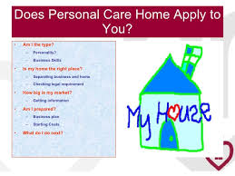 personal care home business plan personal care home