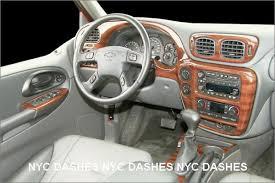 2002 Silverado Interior Brushed Aluminum Dash Kit Chevy Trailblazer Trailblazer Ss And