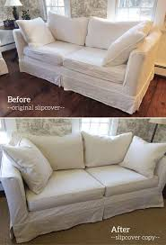Slipcover Copy For Mitchell Gold Sofa The Slipcover Maker