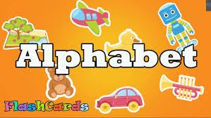 flashcards for kids alphabet kids learn study abc free