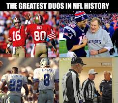 Nfl Meme - nfl memes on twitter the greatest duos in nfl history