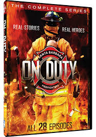 amazon com on duty firefighters the complete series various