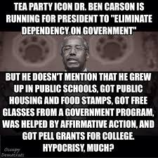 How To Get Welfare Meme - does ben carson want to eliminate dependency on government