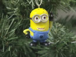 minion tom ornament from despicable me 2 minions ebay