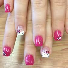 best 20 kitty nails ideas on pinterest cat nails cat nail art