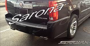 2013 cadillac escalade suv custom cadillac escalade rear bumper sarona
