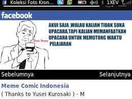 Meme Komik Indonesia - wkwkw kumpulan meme anak sekolahan jujur saja kalian pernah