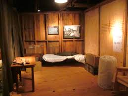 bedroom manzanar japanese internment camp museum one cool thing