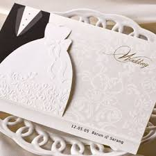 Invitation Card With Photo Aliexpress Com Buy Laser Cut Wedding Invitations Cards With