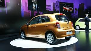nissan micra 2010 all new 2011 nissan micra global car revealed in geneva