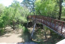 Buffalo Bayou Park Map Terry Hershey Park Houston Tx Places To Visit In Houston Tx