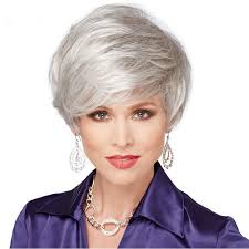 perm for grey hair high quality roses net high temperature chemical fiber silk silver