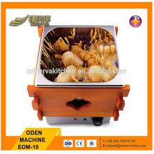 equipement cuisine commercial excellente collation machine de nourriture chinois restaurant