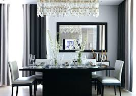 large dining room wall mirrors pretty mirrored buffet in igf usa