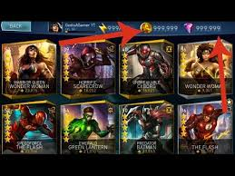 hacked apk injustice 2 mobile hack cheats 2 1 0 injustice 2 mod apk hack