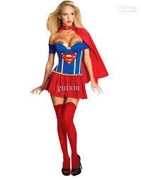halloween supplies wholesale wholesale women u0027s halloween costume cosplay supergirl