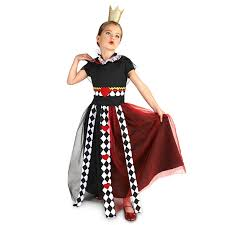 queen of hearts child costume buycostumes com