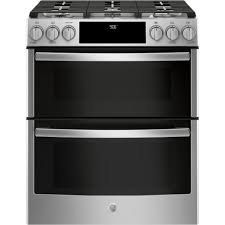 home depot black friday auburn ca hours ge 5 0 cu ft gas range with self cleaning convection oven in