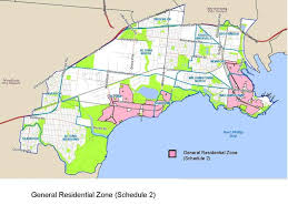 Councils Of Melbourne Map Faqs Residential Zones Participate Hobsons Bay