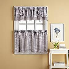 Gray Bathroom Window Curtains Gray Bathroom Window Curtains Bed Bath U0026 Beyond