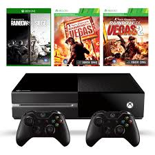 siege xbox one xbox one 1tb console rainbow six siege bundle wireless