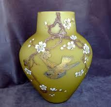 Antique Glass Vases Value 389 Best Antique Glass U0026 Art Glass Images On Pinterest Antique