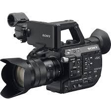 sony home theater system push power protector sony pxw fs5 xdcam super 35 camera system pxw fs5k b u0026h