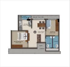 vspl metropolis floor plan vspl metropolis yeshwanthpur super area 802 sq ft apartment 1
