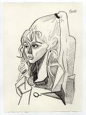 picasso drawing ebay