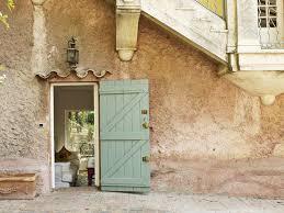 deco cuisine cagne chic haut de cagnes villa rental back door entrance to villa adorable