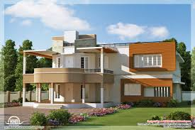 Unique Homes  Elevation Of Unique Trendy House Kerala Home - Unique homes designs