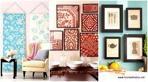 decorating a wall home design