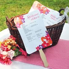 wedding programs diy wedding bulletins program fans you print