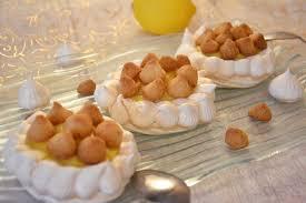 cuisine tarte au citron pavlovas comme une tarte au citron meringuée inversée bataille